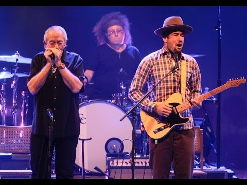 Blues from Ben Harper and Charlie Musselwhite