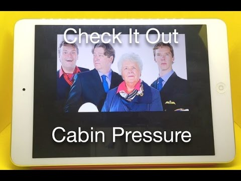 Check It Out - Cabin Pressure