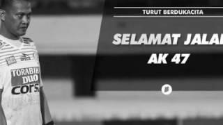VLOG Bela Sungkawa FOR AK Ahmad Kurniawan Kiper Legend AREMA