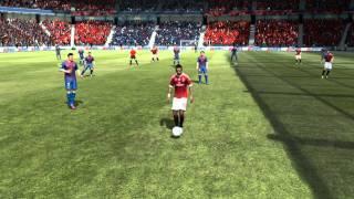 FIFA 12 - All Skills/Tricks Tutorial Part 3 || Ps3/xbox/pc
