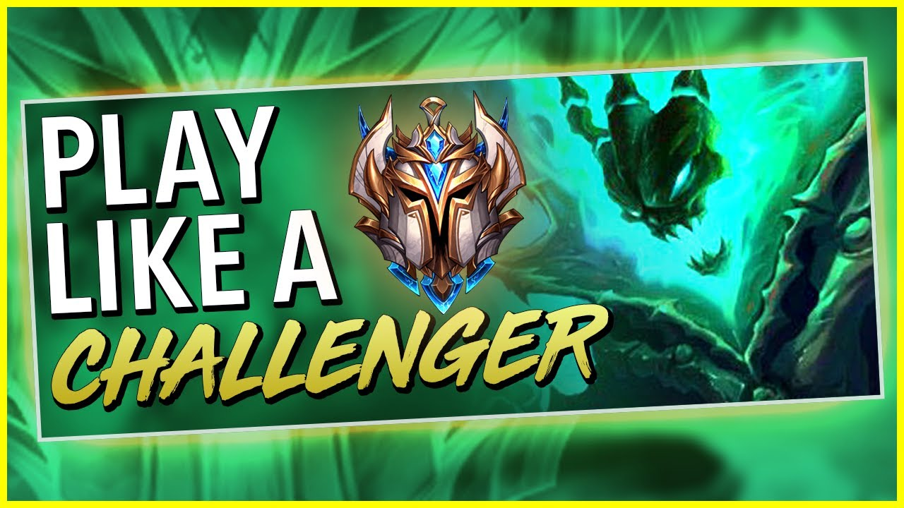 Download PLAY THRESH LIKE THE RANK 1 CHALLENGER SUPPORT! - League of Legends