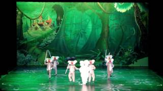 "Puppet Show ""ARKADIA"" CHINA 2015 Demo 1080"