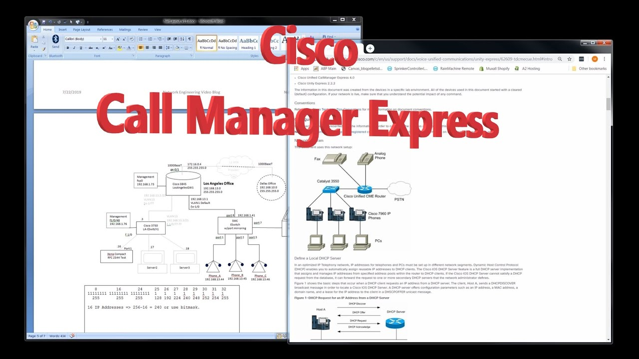 NE #90 SIP Cisco Call Manager Express