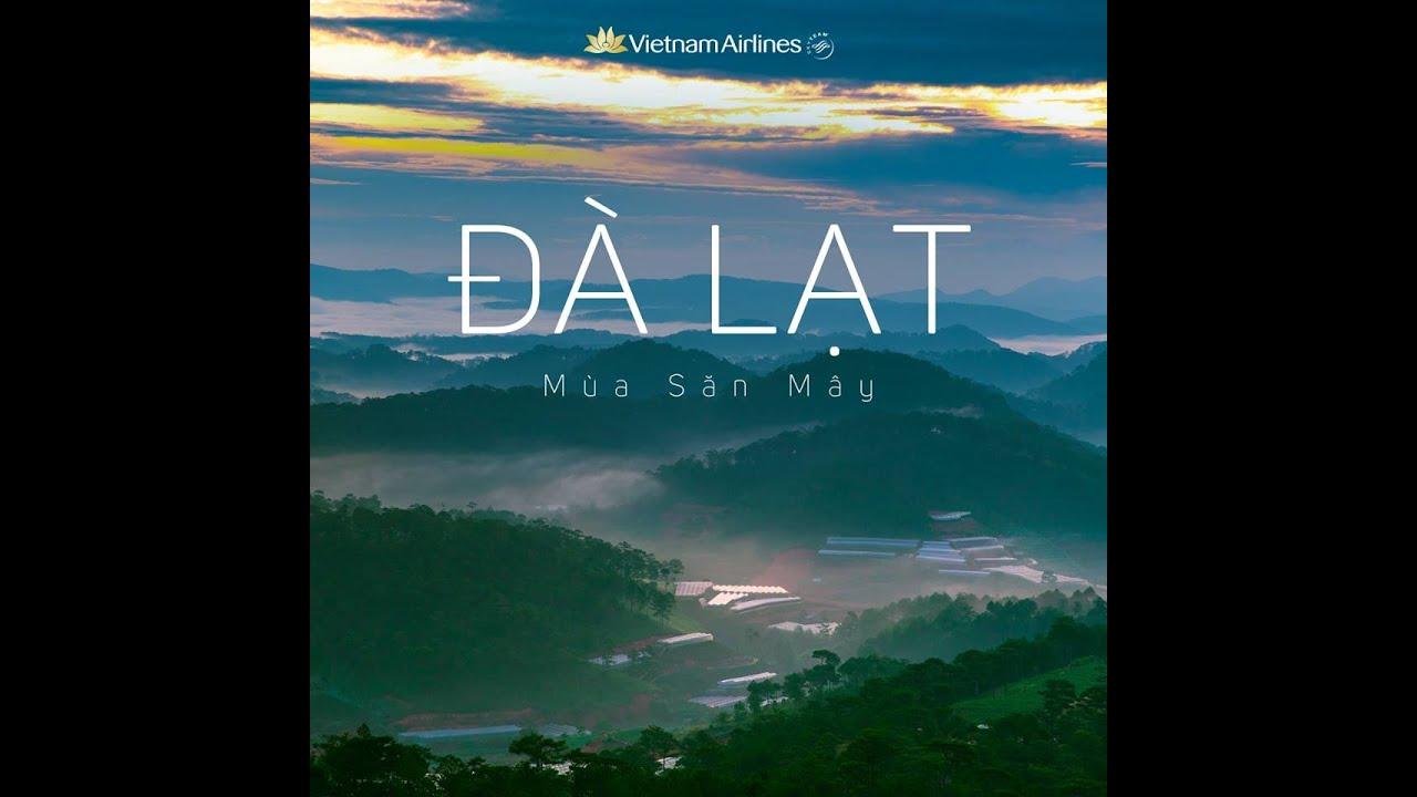 """Sacojet.vn – Vé máy bay Vietnam Airlines đi Đà Lạt mùa """"săn mây"""""""