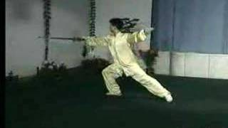Tai Chi - Sword (42-form)