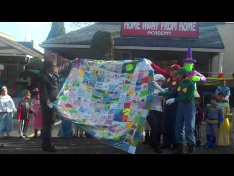 Home Away From Home Academy Climate Quilt Unveiling