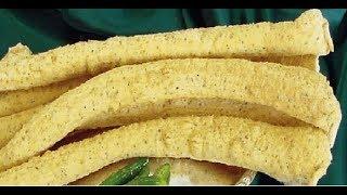गुजराती फाफड़ा बनाने की इससे आसान विधि आपको शायद नहीं पता होगी / Fafda Recipe/ Snacks recipe /kumkum