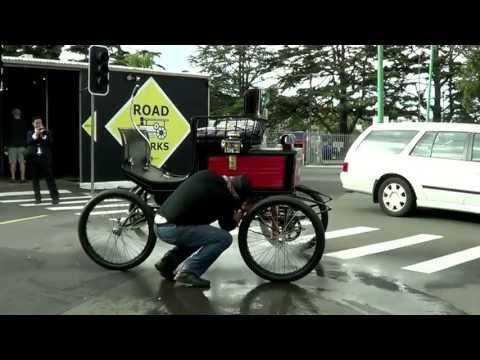 1899 Stanley Steam Car @ Motat