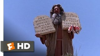And God Spoke (11/12) Movie CLIP - Holy Product Placement (1993) HD
