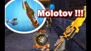"Review chai lửa Molotov thiêu rụi AI !! "" Truy Kích VN """