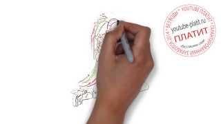 Как легко карандашом нарисовать монстр хай  Как рисовать монстр хай дракулаура(как рисовать монстр хай, как рисовать монстр хае, как рисовать монстр хай поэтапно, как рисовать монстр..., 2014-08-06T05:08:52.000Z)