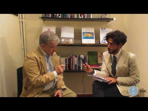 Interview with Prof.Bahgat Korany - Arab Human Development in the 21st Century (Part 1/5)
