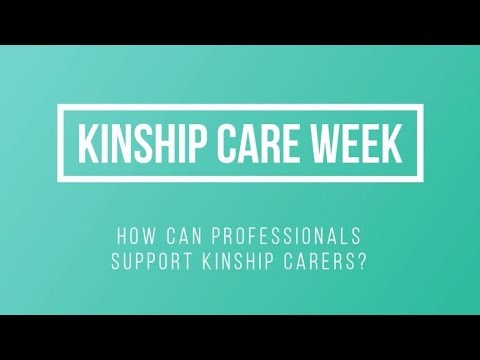 Kinship Care Week: supporting carers