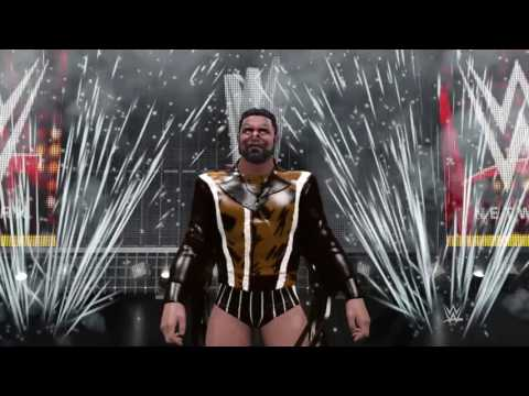 Brian H Waters #NXT Entrance