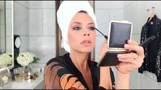 Уроки макияжа Виктории Бекхэм: Макияж глаз для красной дорожки