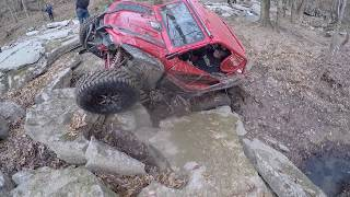 2019 Honda Talon Takes A Beating And keeps On Ticking