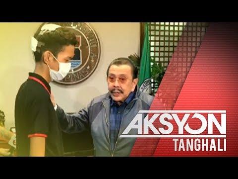 Binatilyo na binugbog ng kapitan, kinausap ni Manila Mayor Estrada