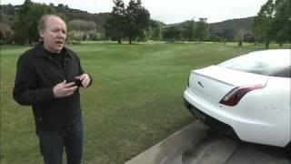 Jaguar XJ75 Platinum Design Concept 2010 Videos