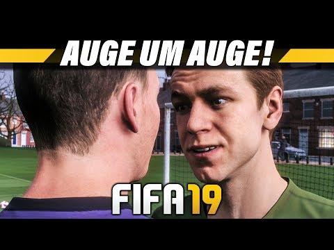 AUGE UM AUGE! – FIFA 19 The Journey Champions Deutsch #20 – Lets Play 4K Gameplay German