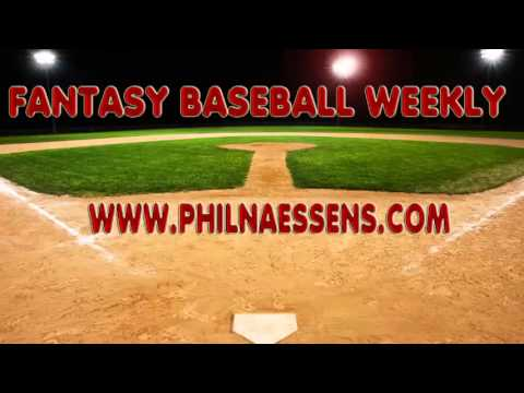 Fantasy Baseball Weekly E03 Mock Draft Results and Middle Infielder Projections
