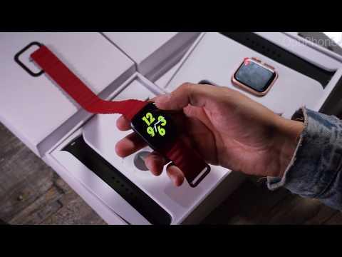 Самая точная копия Apple Watch 4 обзор