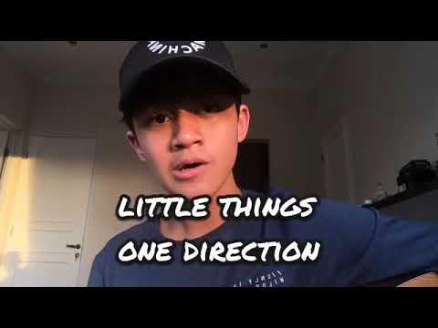 Download Arash Buana-Little Things Cover Mp4 baru