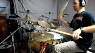 KORN - Blind - drum cover