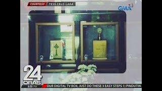 24 Oras: Gold-plated Urn ng Pinay banker na natagpuang patay noong 2004, hinihinalang ninakaw