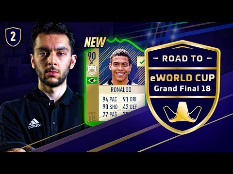ROAD TO FIFA eWORLD CUP | WELCOME ORIGINAL RONALDO! | Ep 2
