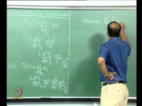 Mod-01 Lec-43 Numerical methods in conduction