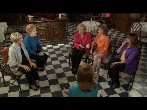 'Mary Tyler Moore' Reunion: Valerie Harper's Positive Vibes Lift Betty White, Leachman, Engel
