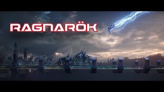 Thor Ragnarok Immigrant Song Music Video