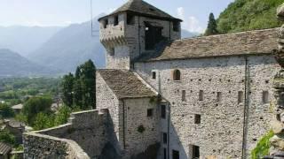 Vogogna Ossola Castello Visconteo 001 (Valle Ossola).wmv