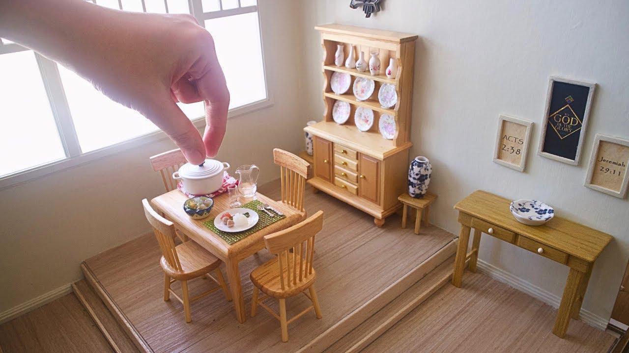 S2 Ep55 Asmr Miniature Cooking Filipino Food Pork Sinigang Kitchen Set Cooking Real Food Youtube