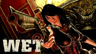 WET (Xbox 360) gameplay