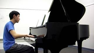 Nodame Cantabile OP - Allegro Cantabile (piano vers.)