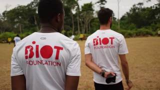 Amistoso Biot Foundation vs Mokomo - BINEMOMBO 2017