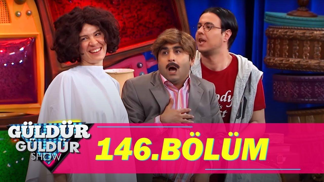Güldür Güldür Show 146.Bölüm (Tek Parça Full HD)