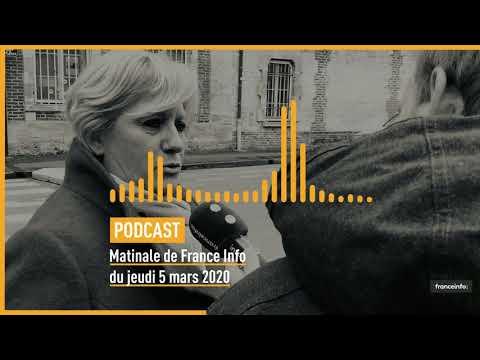 Coronavirus - Reportage France Info du jeudi 5 mars 2020