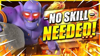 I Created the EASIEST Deck in Clash Royale Right Now!! 100% META DESTROYER!! 🏆