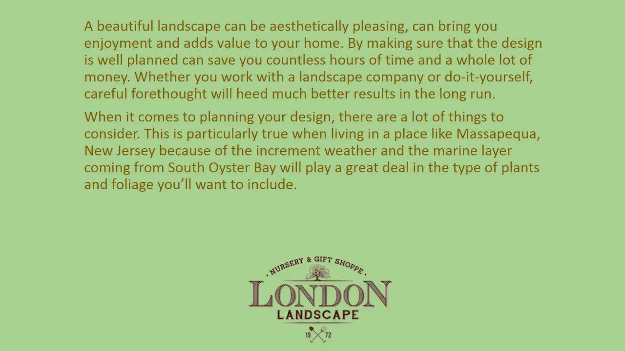 Boost your landscape design with these tips london landscape ltd boost your landscape design with these tips london landscape ltd massapequa ny solutioingenieria Gallery