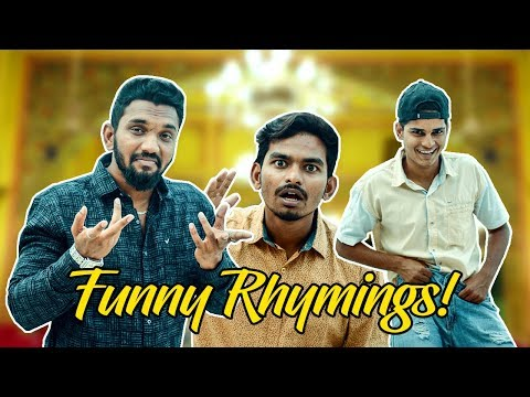 Funny Kirak Rhymings | Hyderabadi Comedy | Warangal Diaries