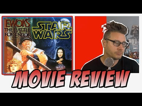 Movie   Ewoks The Battle for Endor A Star Wars Story