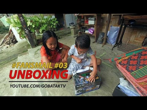 FansMail Unboxing #03: Toys 4x4 Off Road Vehicle