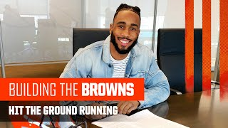 Building The Browns 2021: Hit The Ground Running (Ep. 1)