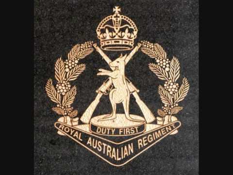 5th Battalion, Royal Australian Regiment (Slow March)