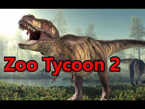 Zoo Tycoon 2: Jurassic Park episode 2- The Tyrannosaurus Rex