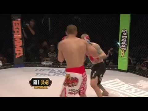 BAMMA 10: Prelim Tom Breese Vs. Jack Magee