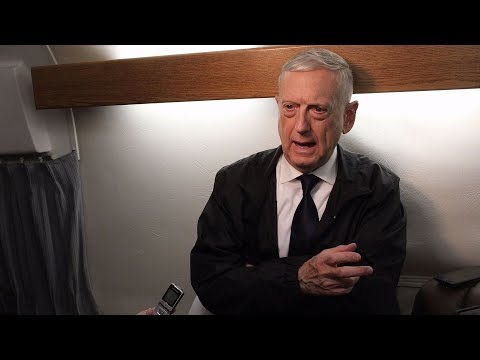 US defense secretary says elements in Taliban open to peace talks
