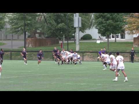 UPenn Men's Rugby vs. Harvard University (10/1) Part 3
